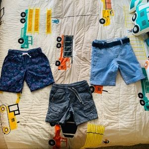 Lot of 3 Toddler Boys Shorts